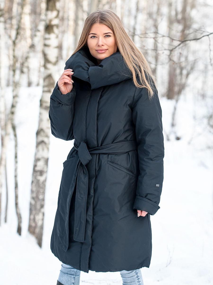 Joutsen пуховик Sarina черный - Фото 1