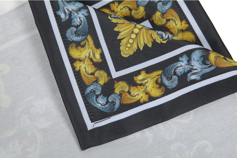 Салфетки 4 шт 40x40 Blonder Home Delight синие
