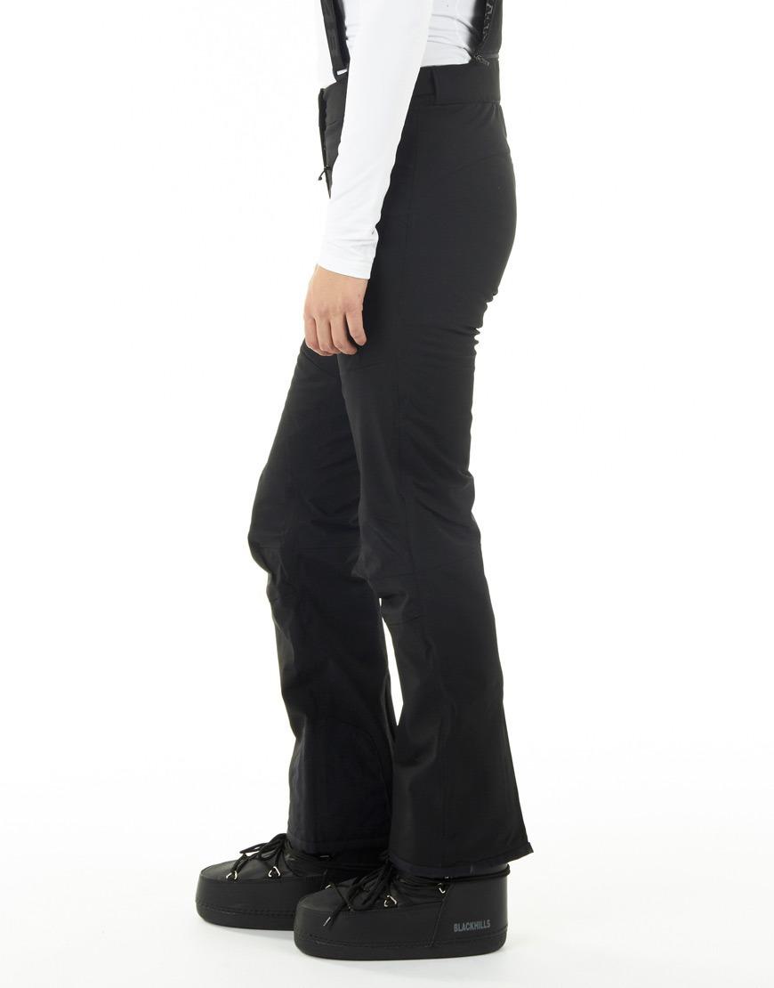 Женские горнолыжные брюки 8848 Altitude Poppy (668608) черные фото