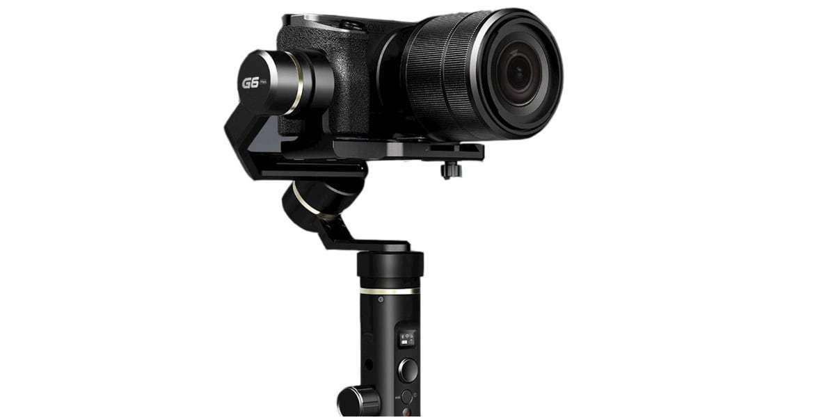 Стабилизатор трехосевой Feiyu FY-G6 Plus с фотоаппаратом