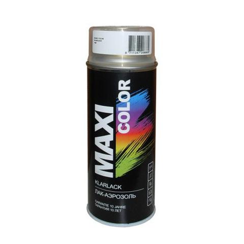Clear Coat Matt Acrylic Spray 1K Лак Бесцветный Однокомпонентный Матовый, 400мл Troton