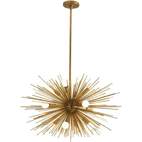 replica light Zanadoo chandelier by Arteriors Home