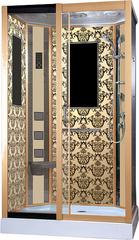 Душевая кабина Niagara Lux 7711 GL золото