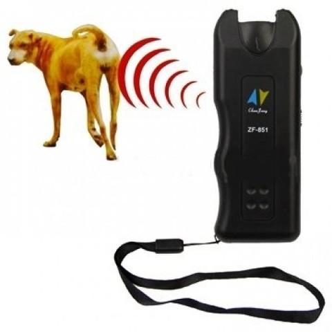 Отпугиватель собак ультразвуковой ZF-851