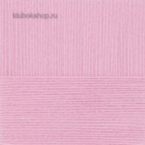 Пряжа Ласковое детство 180 Светлая бегония Пехорка - купить в интернет-магазине Клубок Шоп