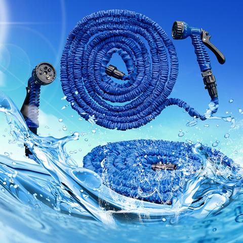 Шланг чудо для полива синий 22,5 м