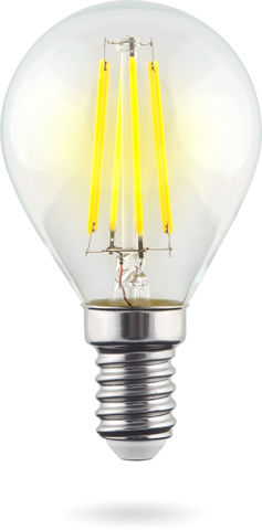 Лампочка Voltega Crystal E14 6W 7021