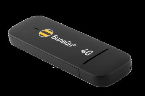 Huawei E3372 hilink (Билайн E3372) - 3G/4G LTE USB-модем (любая СИМ)