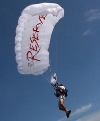 запасной парашют PD