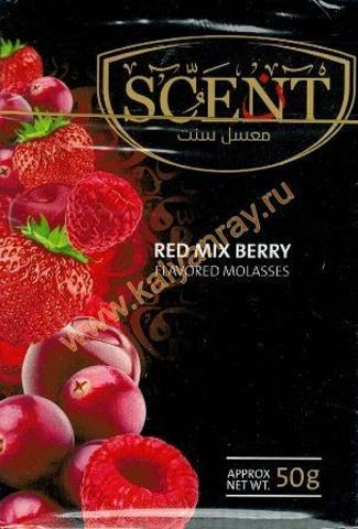 Табак Scent Red Mix Berry