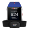 Купить Пульсометр для фитнеса Polar V800 HR Blue по доступной цене