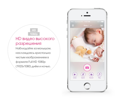 ibaby monitor m6s