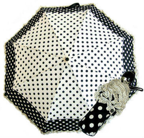 Зонт складной Ferre GF LA 3031-1 Dots