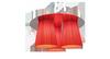 Dix heures dix H444 Red — Светильник потолочный подвесной METEORITES H444 Red