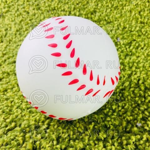 Сквиши антистресс игрушка мяч для бейсбола
