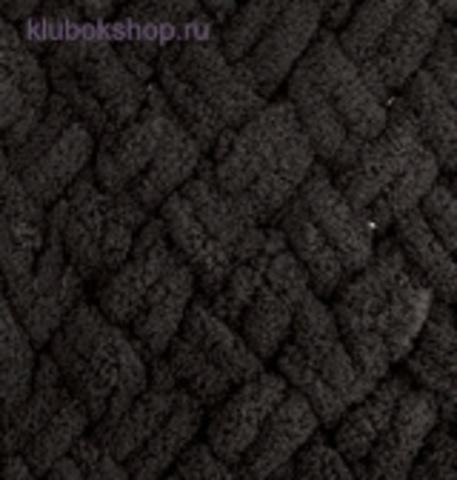 Пряжа Puffy (Alize) 60 Черный - изображение