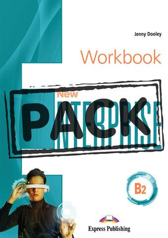 New Enterprise B2 - Workbook Book (with Digibooks App)