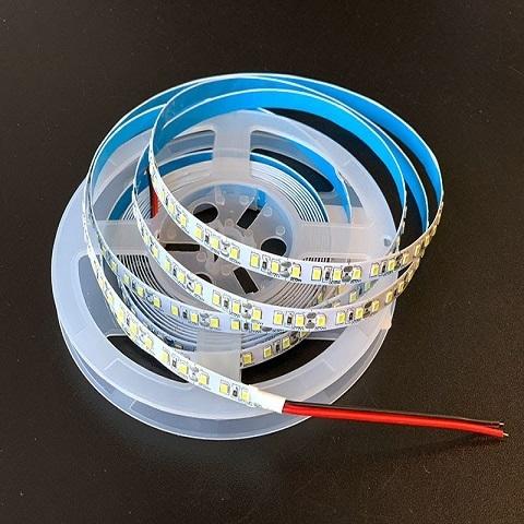 Светодиодная лента SMD2835/120, 12V. IP33. Теплая белая