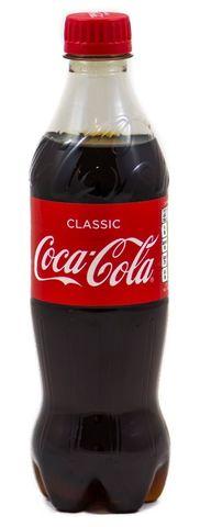 Coca Cola 0,5 л