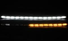 Ходовые огни Lexus Stule +бегущий поворотники 50см LED NEW  комп.