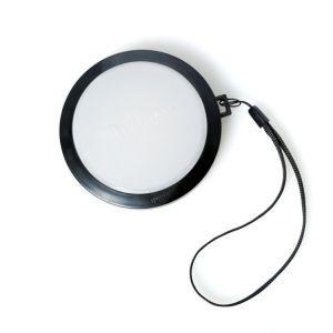 Крышки для объективов FUJIMI FJ-WBLC55 Крышка для настройки баланса белого. Диаметр: 55 мм