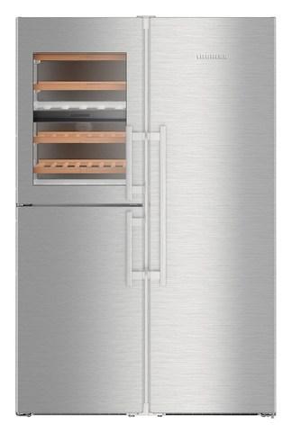 Холодильник side-by-side Liebherr SBSes 8496