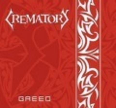 CREMATORY   GREED (mini CD + multimedia bonus)  2004