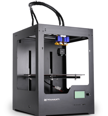 Фотография Mankati Fullscale XT Plus — 3D-принтер