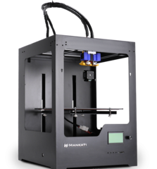 Фотография — 3D-принтер Mankati Fullscale XT Plus