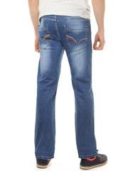 2053 джинсы мужские, синие