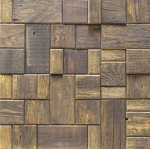 Деревянная мозаика ARABESCO 3D ЛОФТ