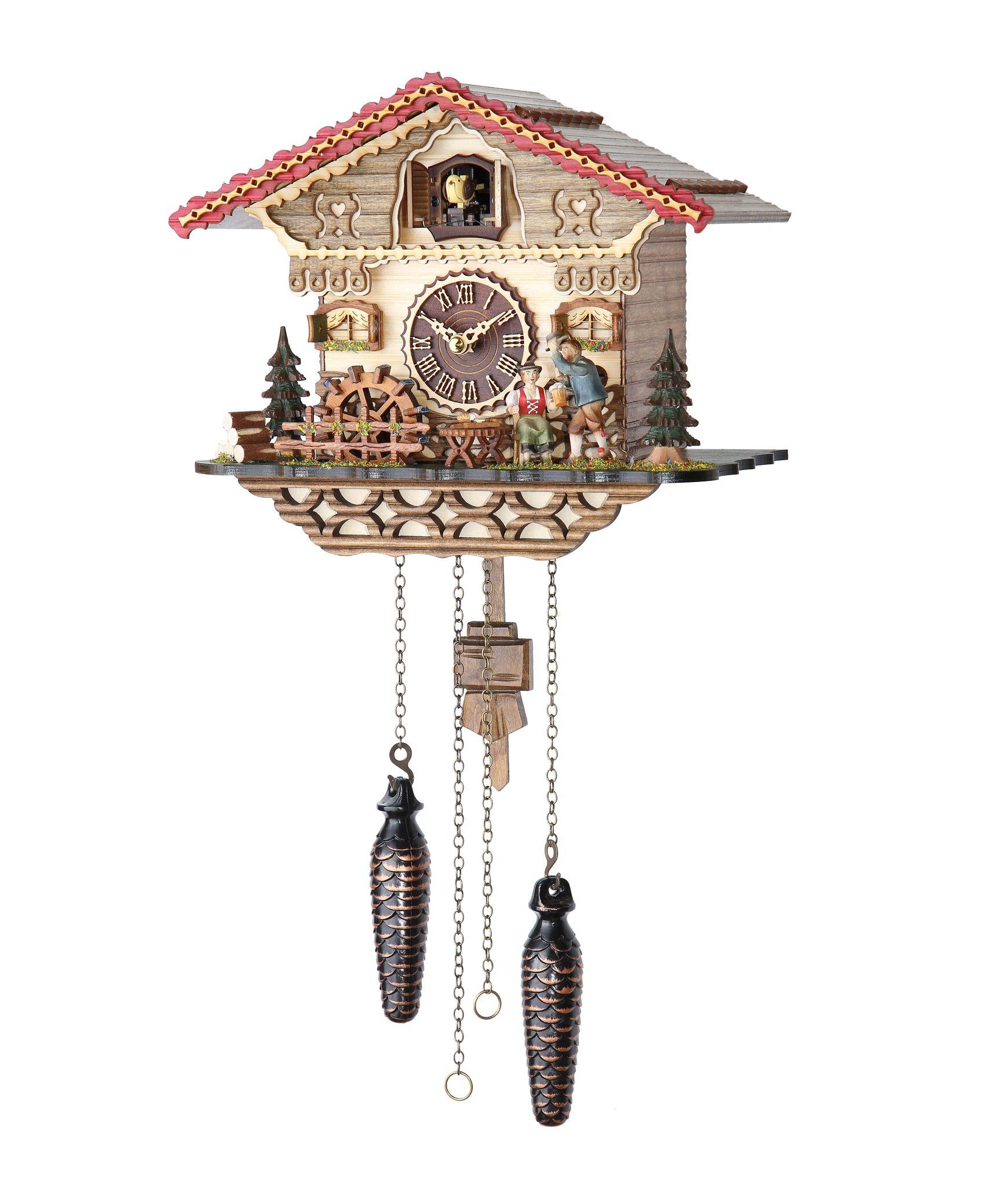 Часы настенные Часы настенные с кукушкой Trenkle 4222 QM chasy-nastennye-s-kukushkoy-trenkle-4222-qm-germaniya.jpg