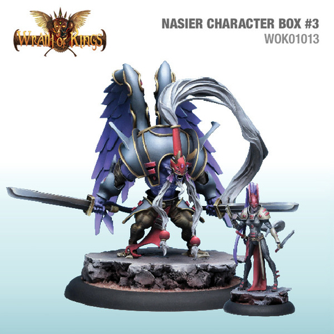 Nasier - Character Box 3
