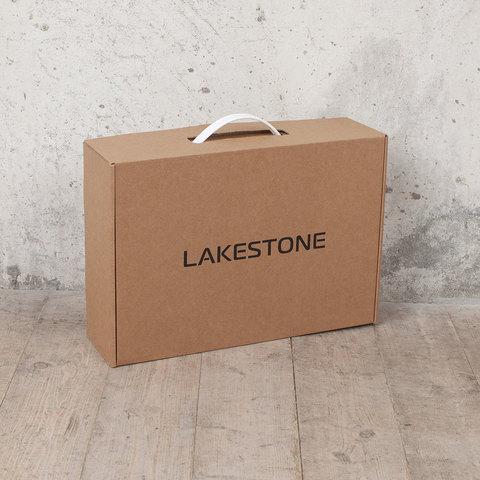 Спортивная сумка Lakestone Calcott Brown, фото 12