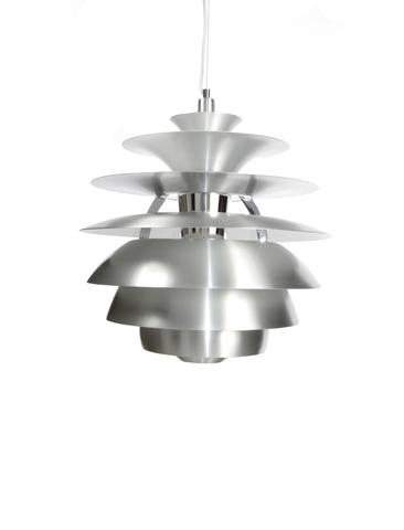 replica Louis Poulsen  PH Snowball pendant lamp (silver)