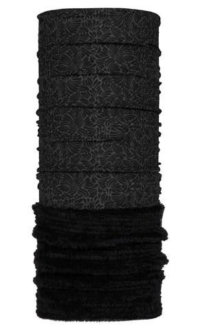 Теплый шарф-труба трансформер Buff Polar Thermal Muscary Graphite