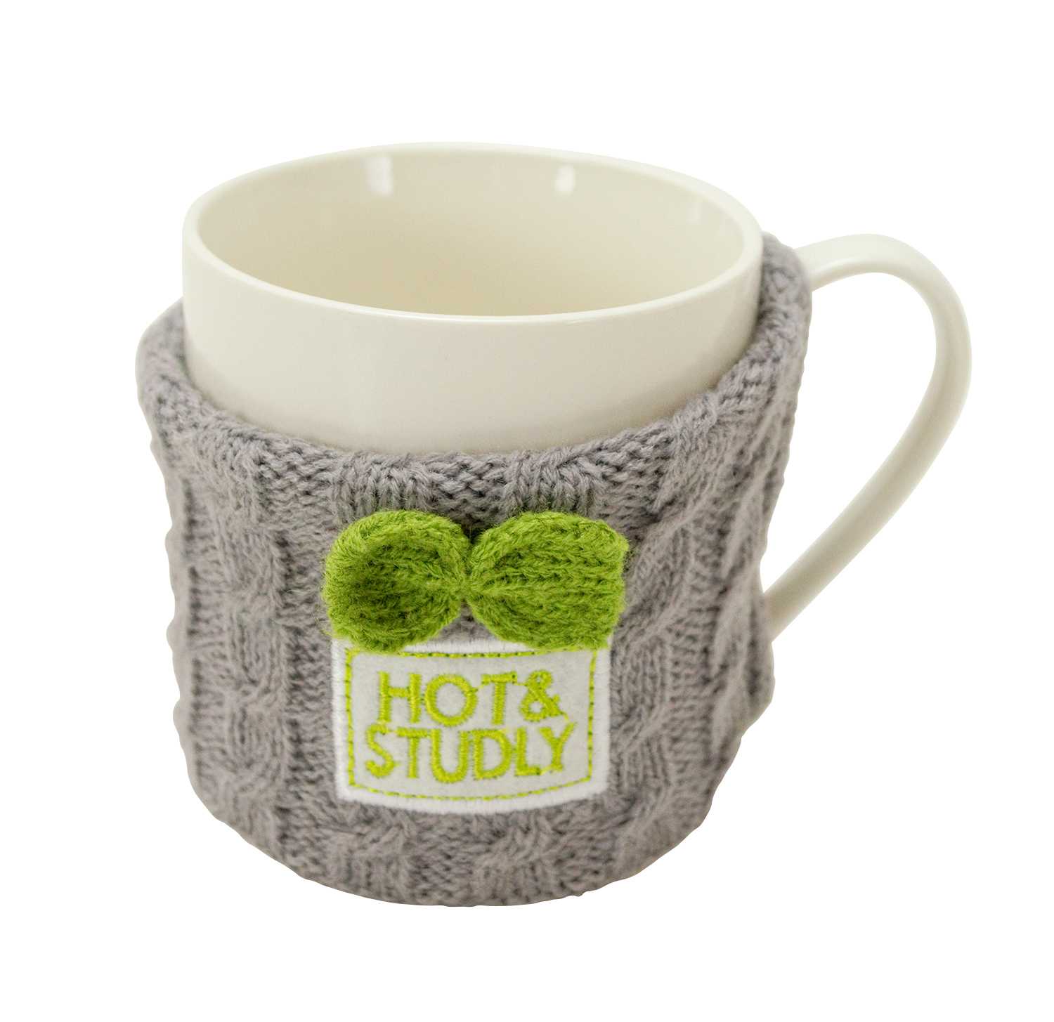Кружка в свитере Boston Warehouse Sweater mug Hot & Studly
