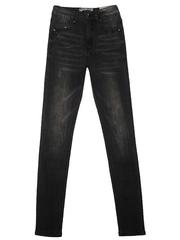6033 джинсы женские, черные