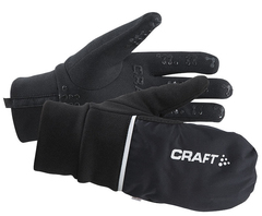 Перчатки Craft Hybrid Weather black