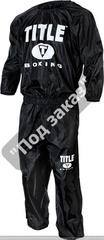 КОСТЮМ-САУНА TITLE BOXING® SUPER NYLON SWEAT SUIT
