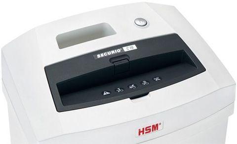 Уничтожитель документов HSM SECURIO C16 (3.9)