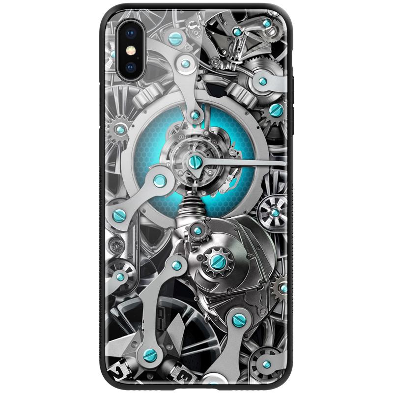 Чехлы Чехол Nillkin Spacetime case для Apple iPhone Xs Max 1.jpg