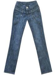 5594 джинсы женские, синие