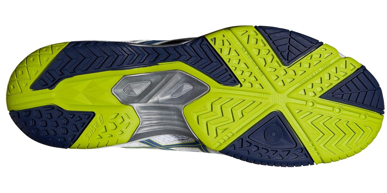 Мужские волейбольные кроссовки Asics Gel-Task (B505Y 0142) белые фото