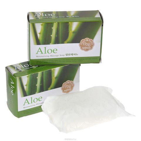 MUKUNGHWA Soap Мыло алое, 100 гр Fresh Aloe Soap 100g