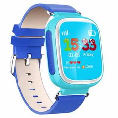 Детские часы с GPS трекером Smart Baby Watch Q60S с цветным экраном