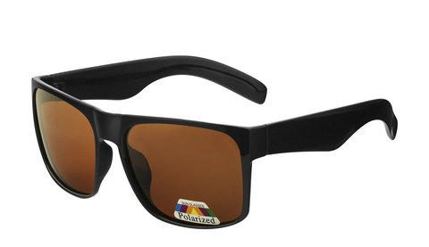 Очки с коричневыми поляризованными линзами  Артикул: А02