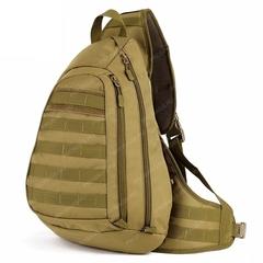 Тактический однолямочный рюкзак Protector Plus X-204 Хаки