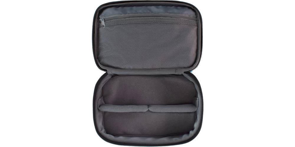 Кейс для камеры и аксессуаров GoPro Compact Case (ABCCS-001) вид сверху