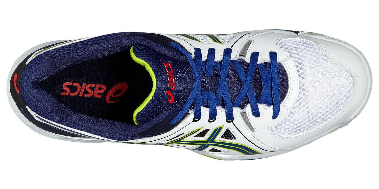 Мужские волейбольные кроссовки Асикс таск (B505Y 0142) белые